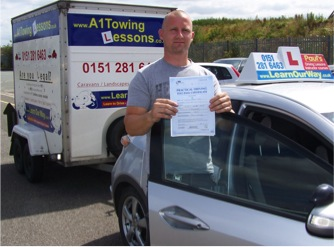 towing lessons north west